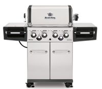 ‏גריל גז Broil King Regal 490 (הגדל)