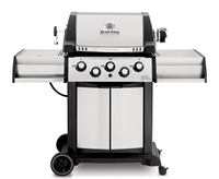 גריל גז אמישראגז Suvereign 90 Broil King (הגדל)